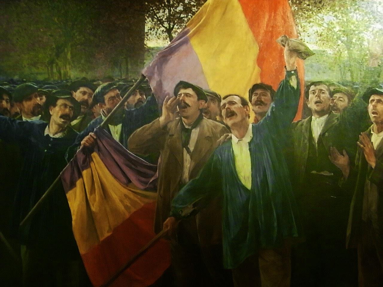 Imagen de la fracasada II República española