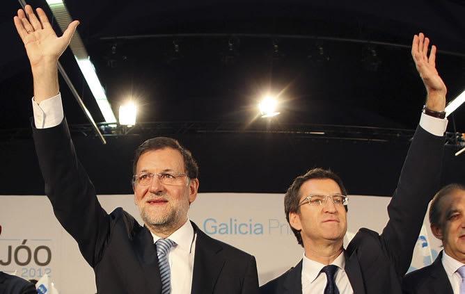 Tres economistas coinciden: Rajoy ha ocultado y agravado el desastre español por las elecciones gallegas y vascas -