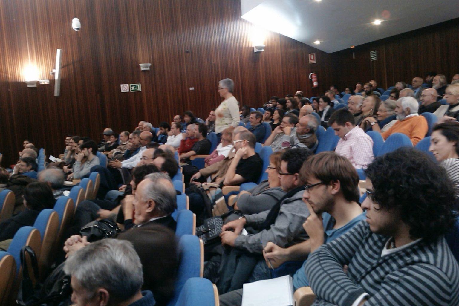 Conferencia Trevijano Valencia