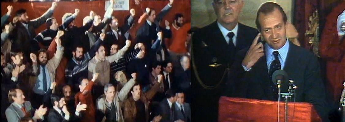 Juan Carlos de Borbón abucheado en Guernica
