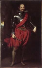 Fig. 12 Van Dyck, El marqués de Leganés, colección privada suiza