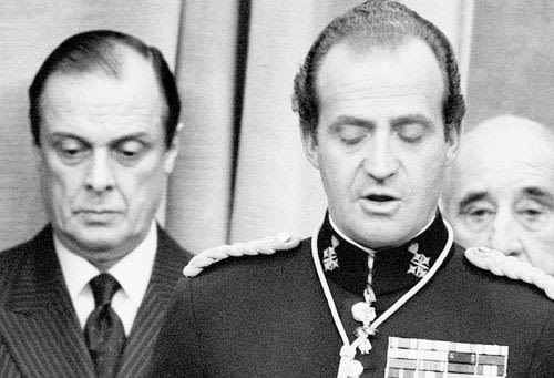 Sabino y Juan Carlos