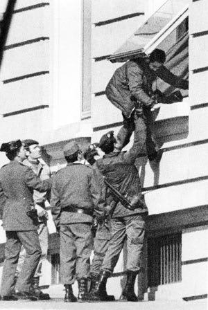 23f guardia civil huyendo Congreso