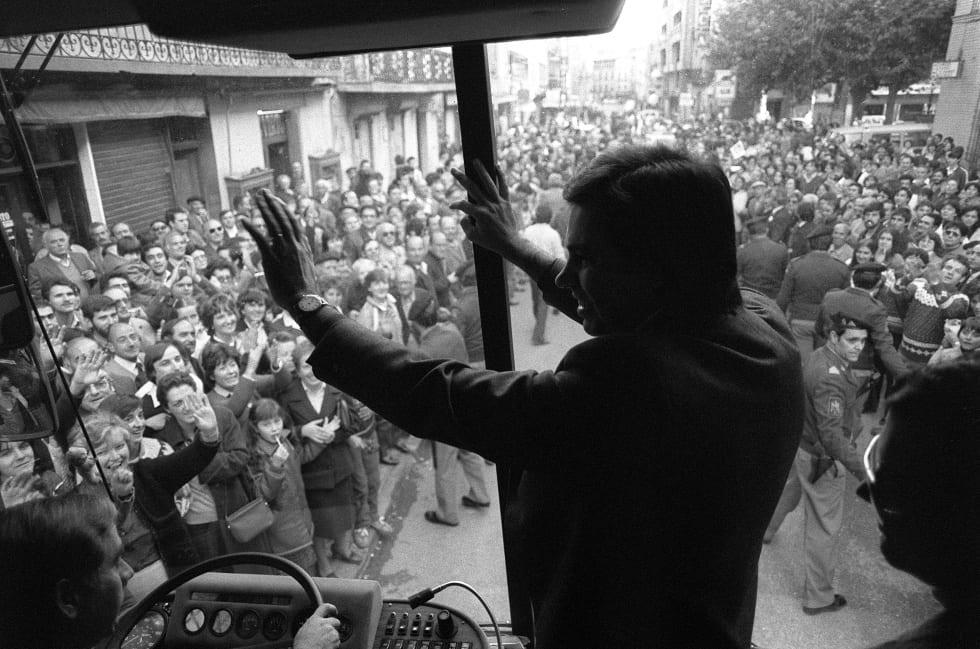 Felipe y el pueblo
