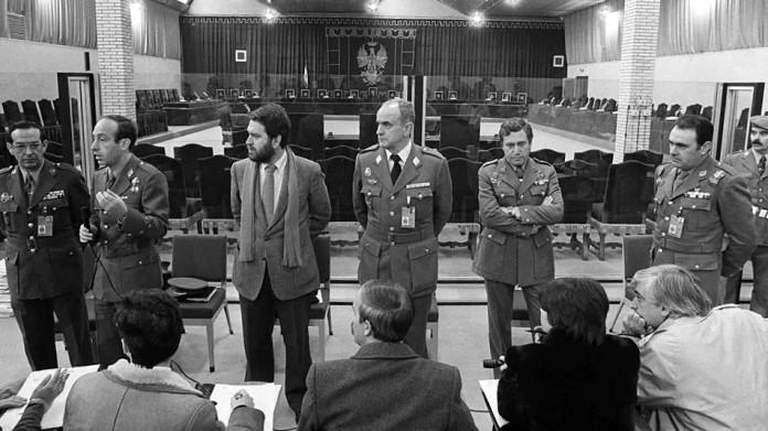 Rueda de prensa previa al juicio del 23-F