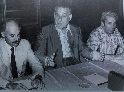 Antonio García-Trevijano. Calvo Serer. Marcelino Camacho