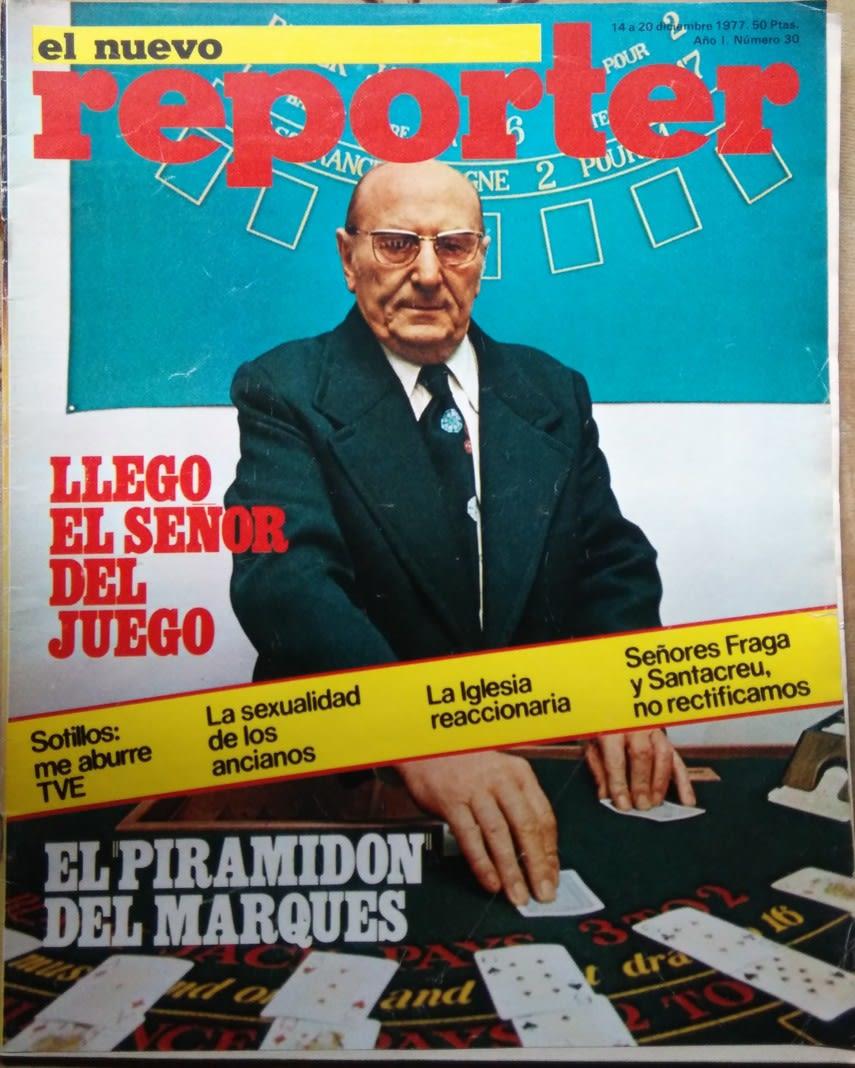 El nuevo Reporter 30 (portada)