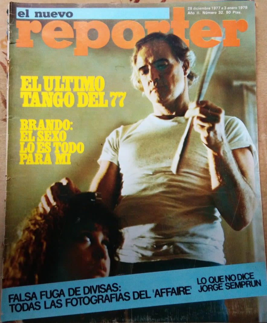 El nuevo Reporter 32 (portada)
