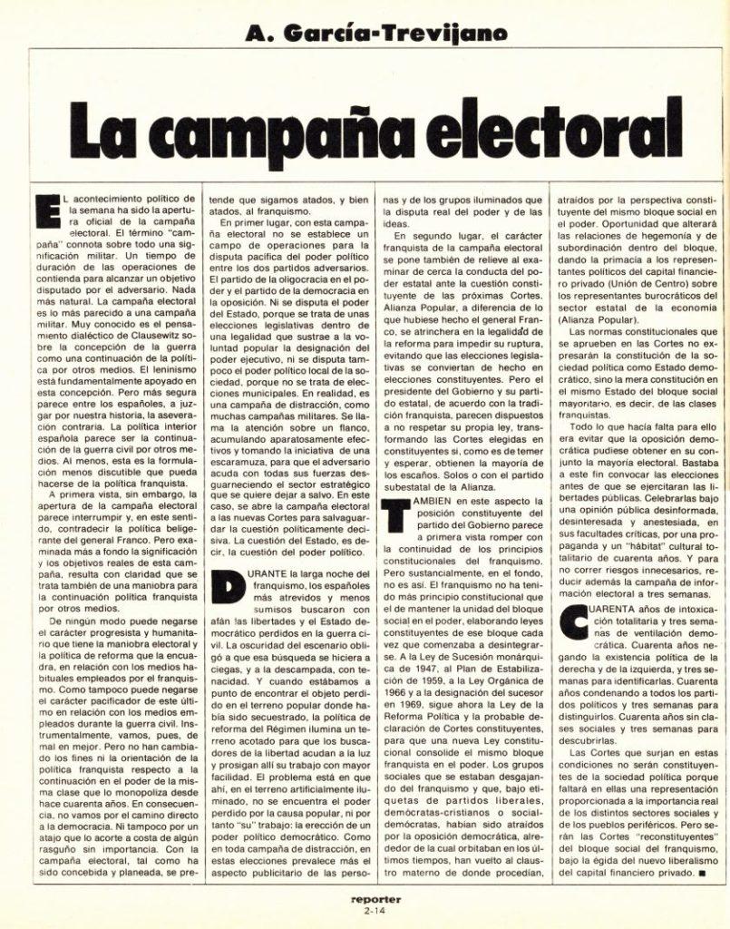 Reporter Nº2 (artículo)