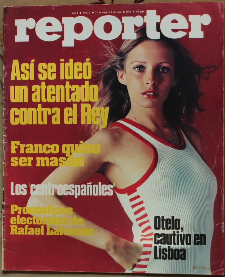Reporter Nº2 (portada)