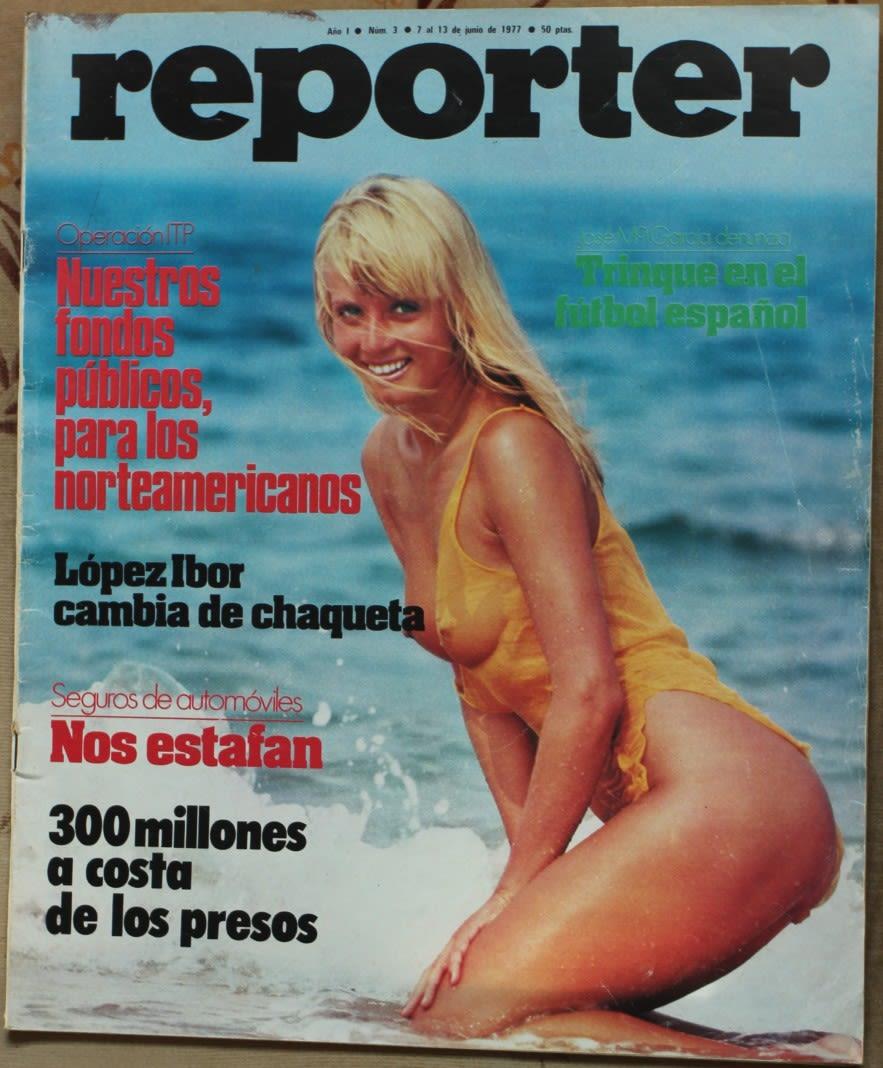 Reporter Nº3 (portada)