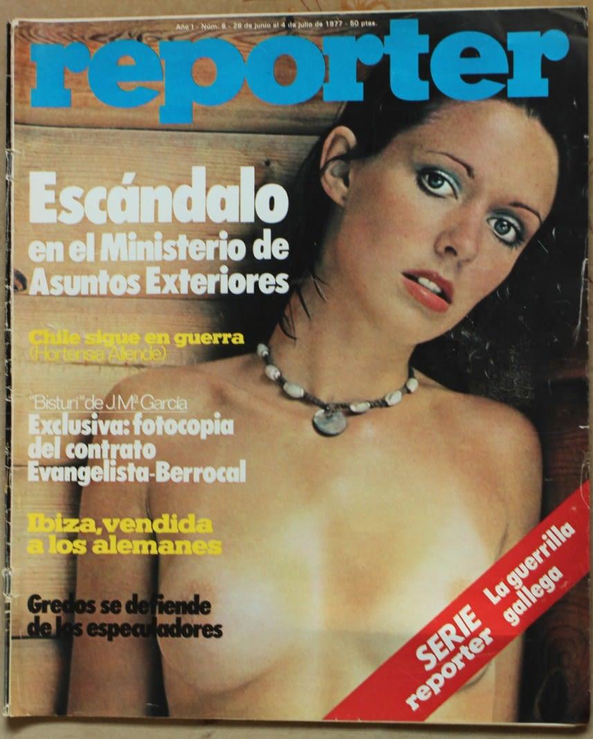 Reporter Nº6 (portada)