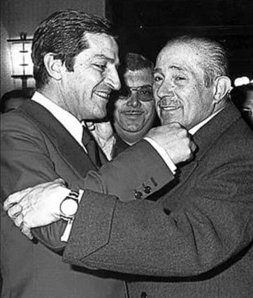Suárez y Arias Navarro