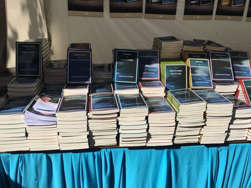 Libros de Antonio García-Trevijano