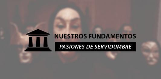 Pasiones de servidumbre - Diario Español de la República Consitucional