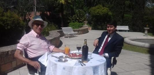 Luis Riestra y Antonio García-Trevijano
