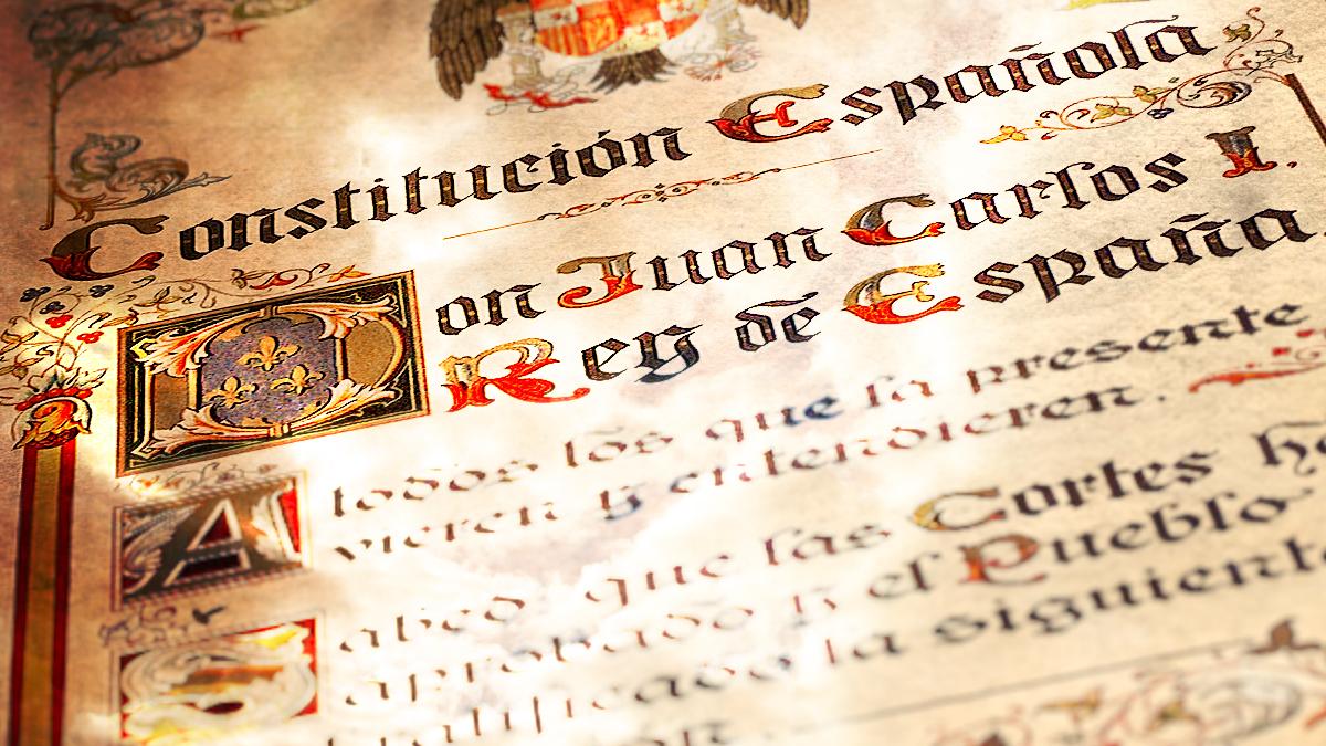 falsa Constitución española de 1978. Una Carta de Derechos otorgados