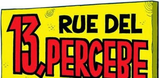 13 rue del percebe. TBO. Comic