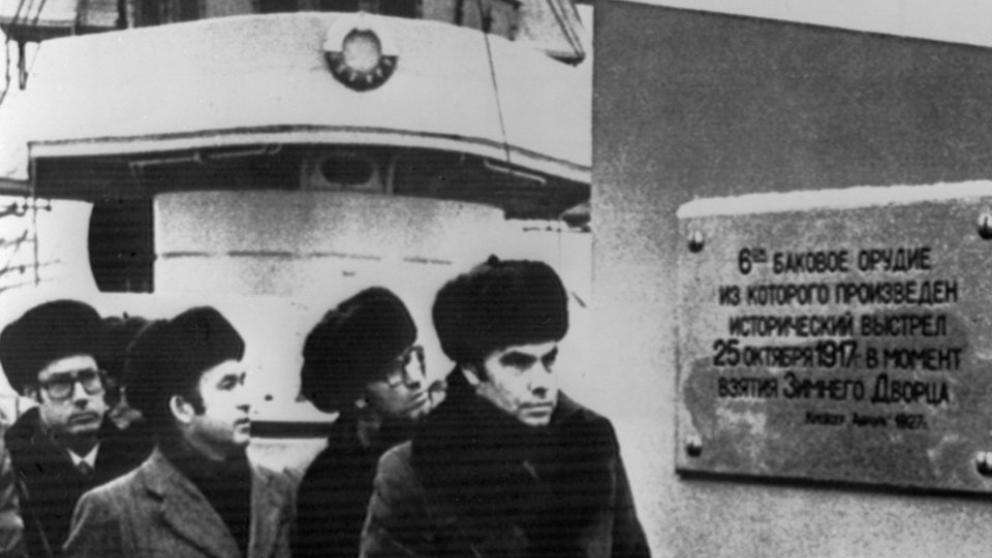 Felipe González, Isidoro, en la URSS