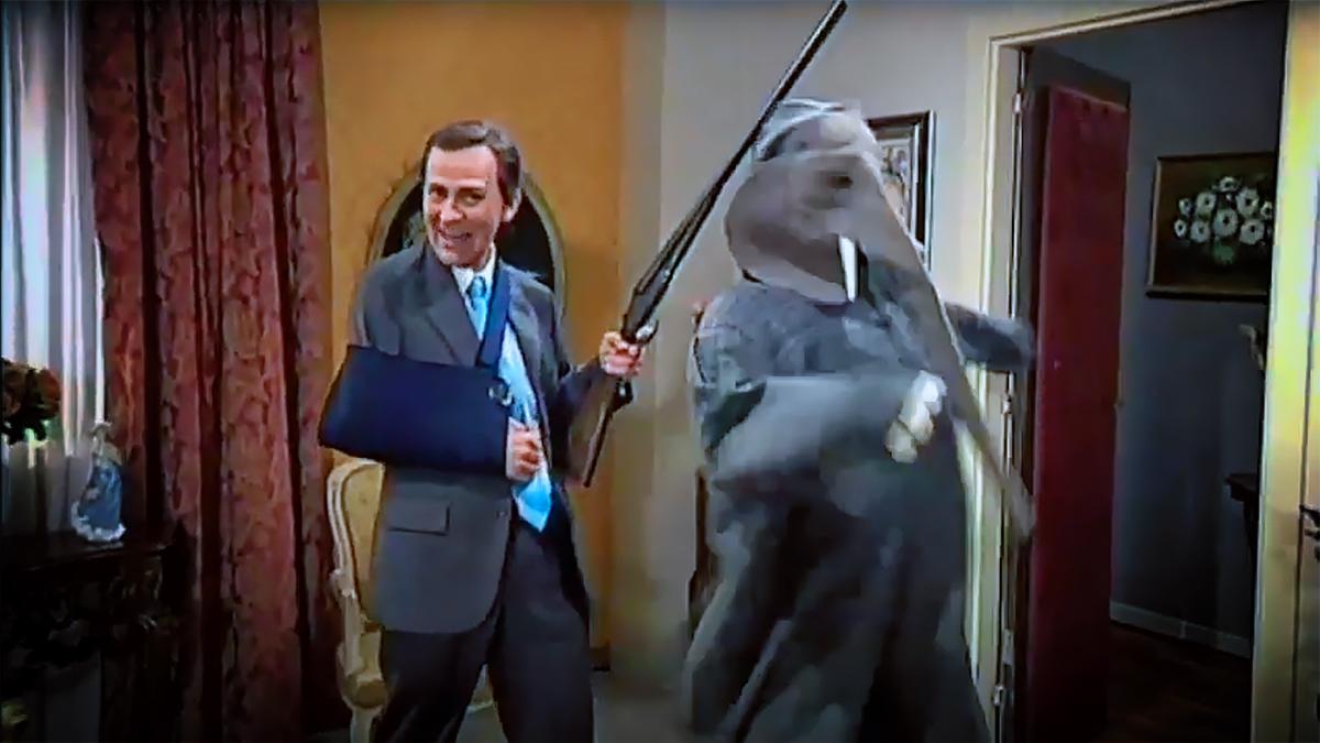 Programa de humor sobre Juan Carlos y la cacería de elefantes
