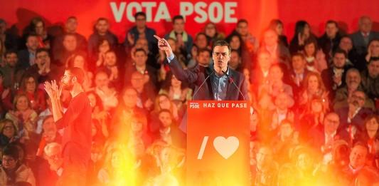 Corrupción en el PSOE y demás Partidos de la monarquía española