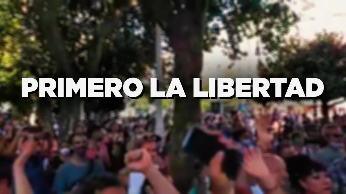 Gritos de Libertad en España