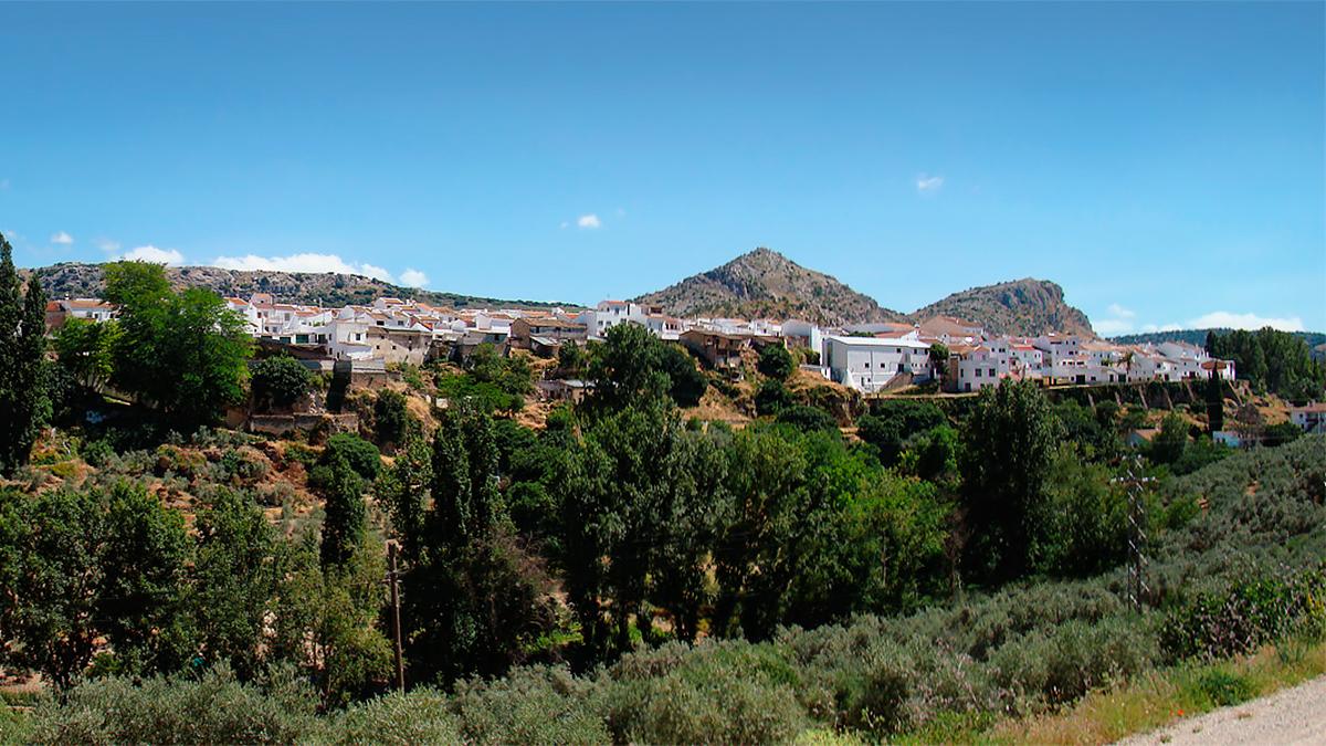 Cuevas del becerro (Málaga)